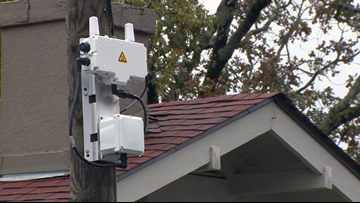 What is this box device on a utility pole in Hillcrest? | 11 Listens
