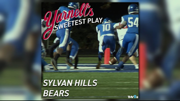 Sylvan Hills Bears win Yarnell's Sweetest Play of the Week for week 10