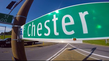 Do you know who Little Rock's 'Chester Street' is named after?