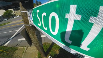 Do you know the history of Anthony Scott, the person Scott Street is named after?