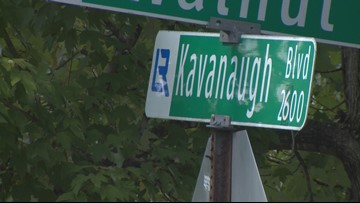 From baseballs to banking, do you know the famous history behind Kavanaugh Boulevard?