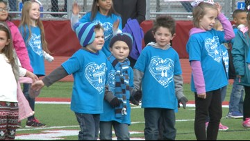 Cabot promotes unity as students 'Dance for Kindness'