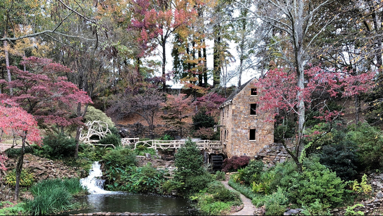 Take a trip with us to a scenic hideaway in the heart of North Little Rock
