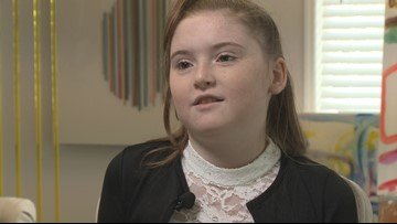 'It just has to be a loving family and no abuse' | 12-year-old Trinity searches for a home