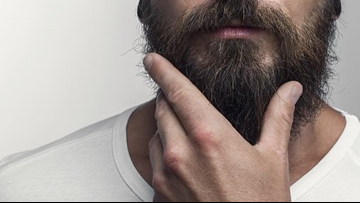 Study says men with facial hair are more attractive to women than men without it
