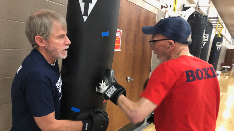 Rock Steady Boxing gives patients a punchers' chance against Parkinson's