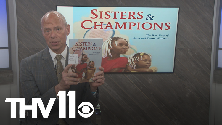 Craig O'Neill reads Sisters & Champions by Howard Bryant