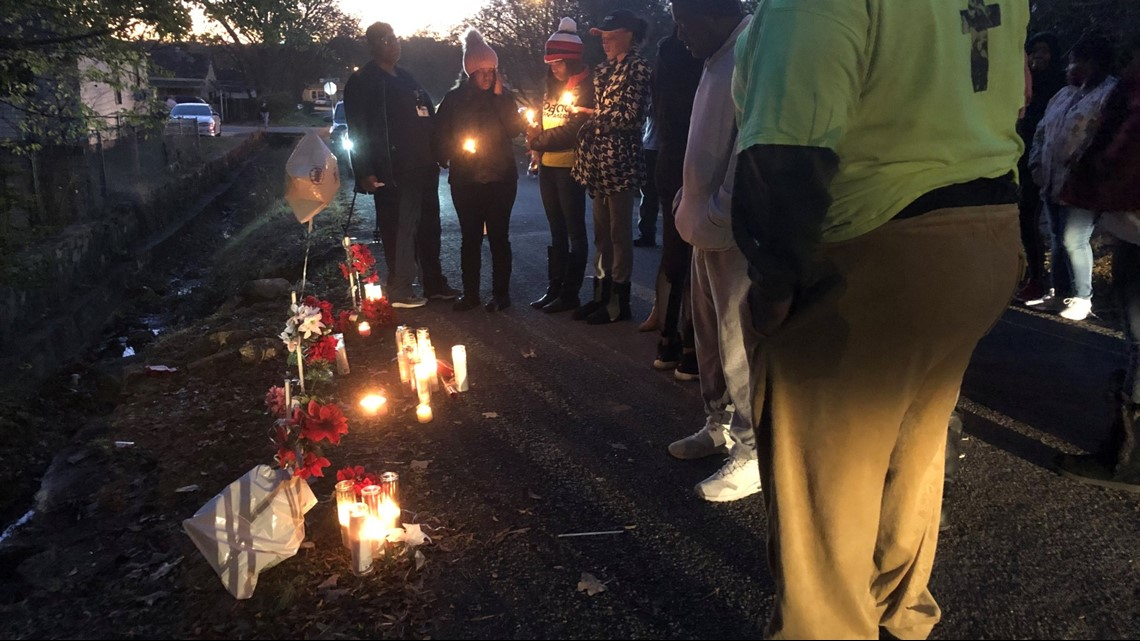 'You can't bring back my cousin' | Neighborhood mourns loss of 3 teens after triple homicide
