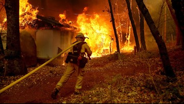 Arkansas lawmaker pushing for wildfire prevention proposals in Congress