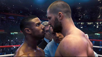 Fatherhood brings an emotional and powerful punch to Creed II