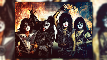 KISS brings their final tour to North Little Rock and Memphis in 2019