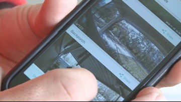 Security apps allow for a new type of neighborhood watch