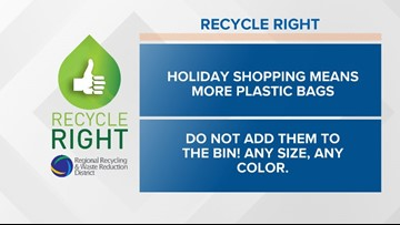 Recycle Right Tips | Week Forty