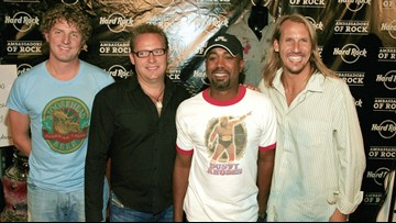 Hootie & The Blowfish, Barenaked Ladies coming to Walmart AMP in July 2019