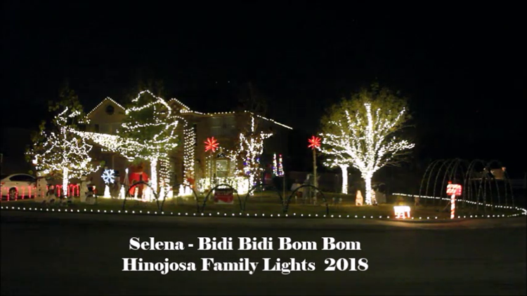 Meet the Boerne family behind the viral \'Selena\' Christmas Light ...