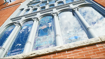 Restoration begins for a downtown Little Rock church built in 1831