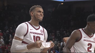 Gafford to enter NBA Draft, sit out first NIT game