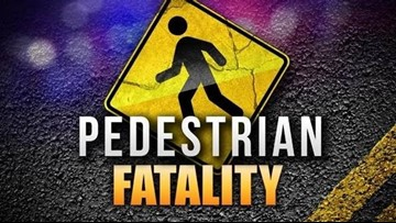 Jefferson County Sheriff's Office investigate fatal pedestrian accident