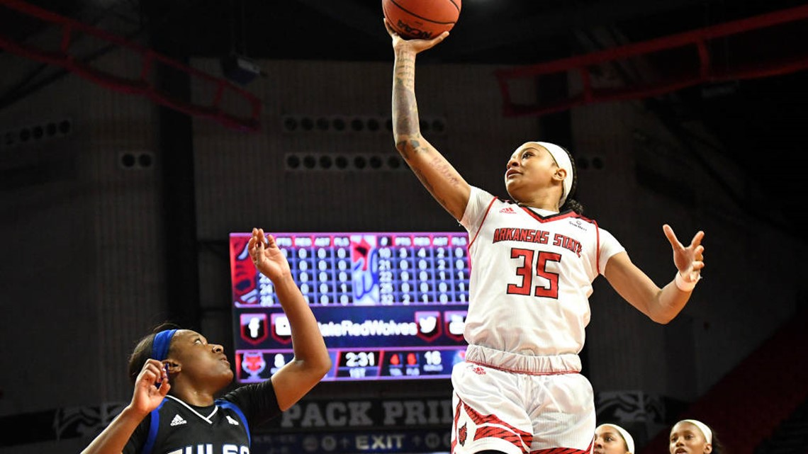 A-State rallies from 16 down to top Tulsa