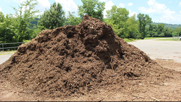 Pulaski County is giving away free mulch to residents