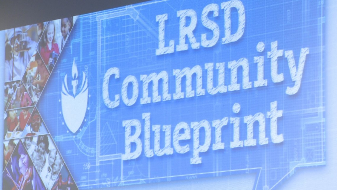 LRSD releases blueprint, lays out plans for district-wide school updates