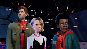 There's a hero for everyone in Spider-Man: Into the Spider-Verse