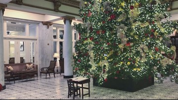 25,000 lights, 32-foot real tree | Unforgettable Christmas sights at Capital Hotel