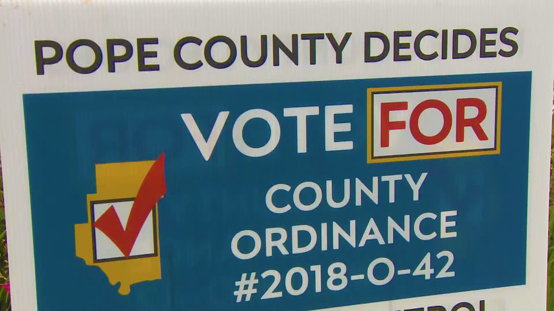 Newly elected leaders express their lack of support for casino in Pope County