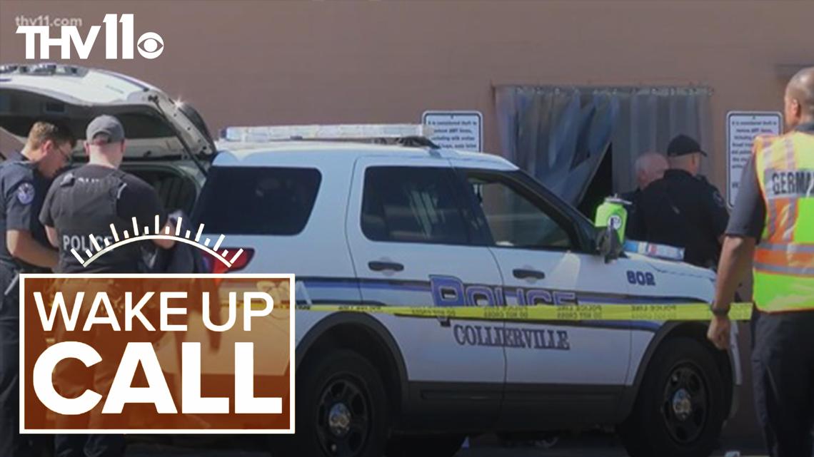 Kroger shooting & Laundrie arrest warrant | Wake Up Call w/ Amanda Jaeger