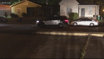 Early morning Little Rock homicide near 11th, Lewis Street