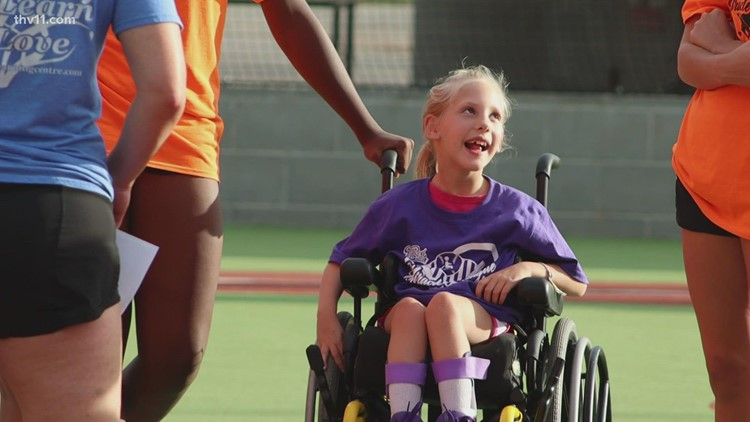 Benton community works together to build field for miracle league
