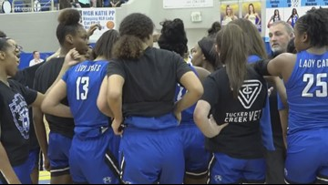 3-point shooting leads Conway Lady Wampus Cats past NLR