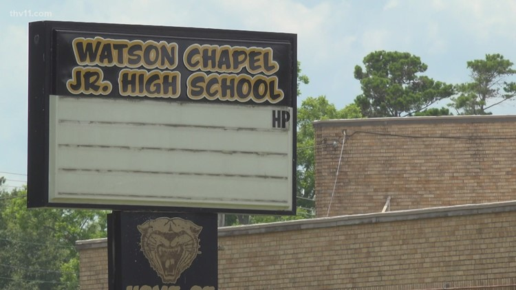 Four months after deadly shooting, Watson Chapel School District says security is a top concern