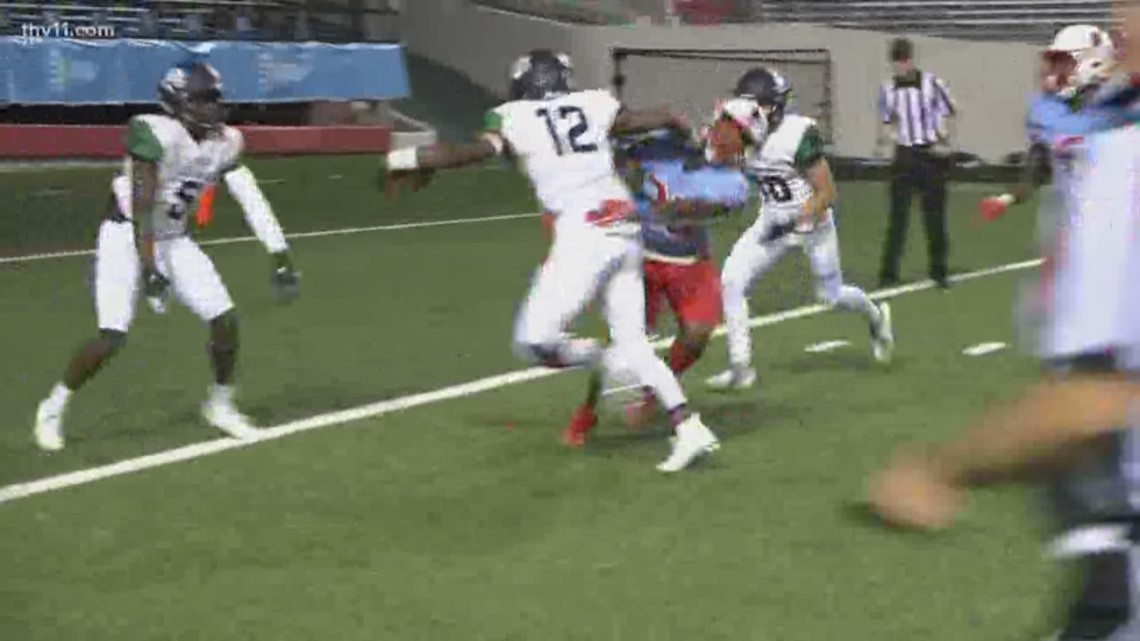 Congrats to Little Rock Christian for winning Yarnell's Sweetest play of week 7!