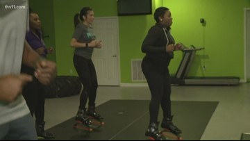 Get your hops on with Kangoo Jumps Boot Camp at WOW Fitness