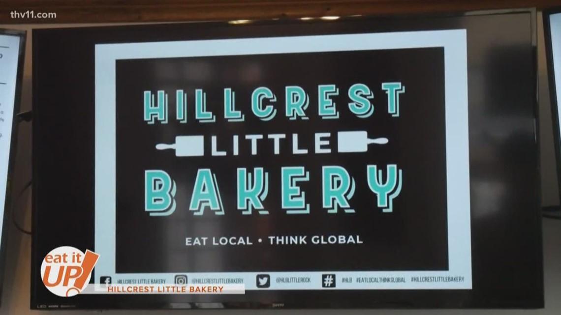 Eat It Up | Hillcrest Bakery
