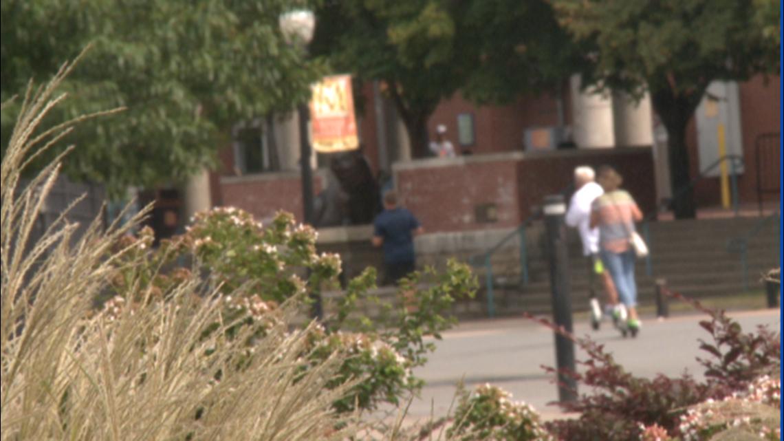 Cooling centers open in Little Rock after dangerous temperatures raise concerns
