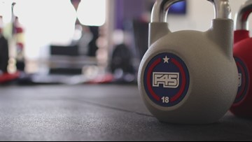 Local gym gives back to Australia