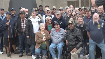 'Best job I ever had': Female Cold War veterans celebrated during reunion