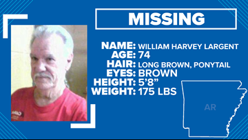 FOUND | Silver Alert inactivated for missing 74-year-old man, last seen in West Memphis, Ark.