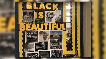 'Black is beautiful' | Schools celebrate, learn about Black History Month with creative projects