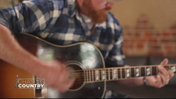 Arkansas native Heath Sanders signs deal with Sony, teases new song written by Rhett Akins