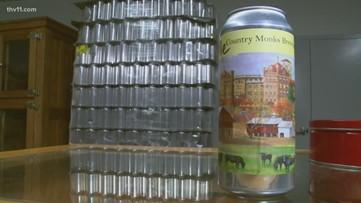 Heavenly Hops: Monks brewing beer in Subiaco