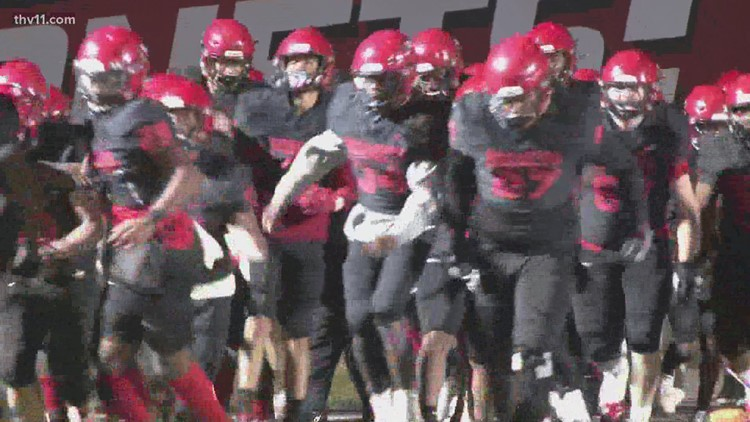 Maumelle advances with 19-7 win over Nettleton