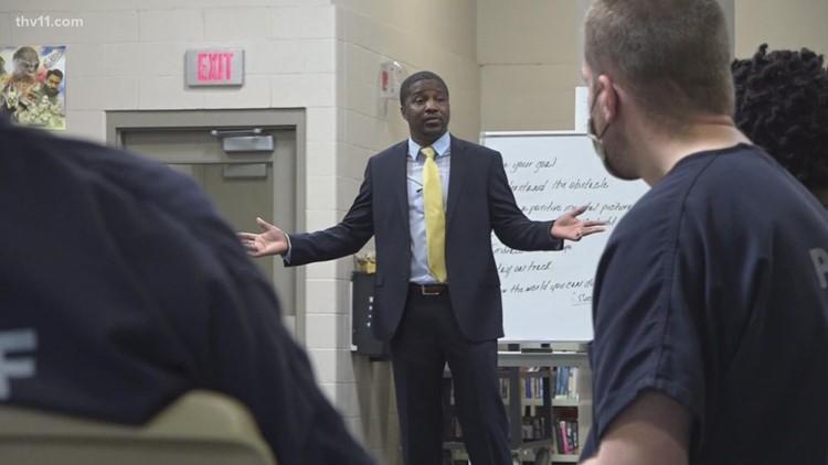 City leaders address recent violent shooting crimes in central Arkansas