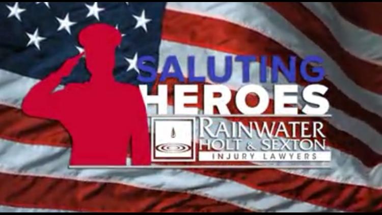 Saluting Heroes
