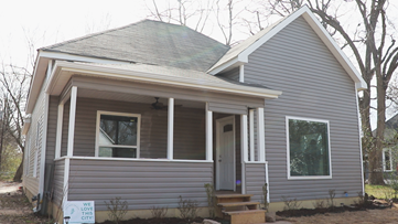 A family's dream becomes a reality through Home Again Pine Bluff