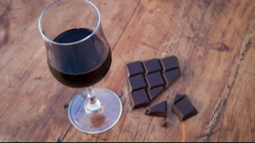 VERIFY | Is red wine, dark chocolate good for your heart ahead of Valentine's Day?