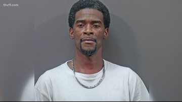 Man arrested in Hot Springs for murder