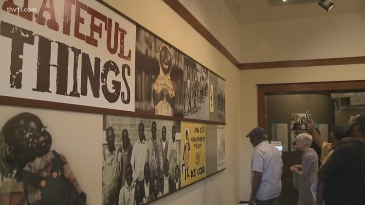 'Hateful Things' exhibit opens at Mosaic Templars Center